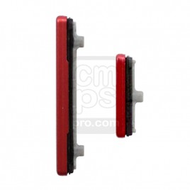 Galaxy  S20 / S20 Plus Power Volume Hard Button - Cloud Red